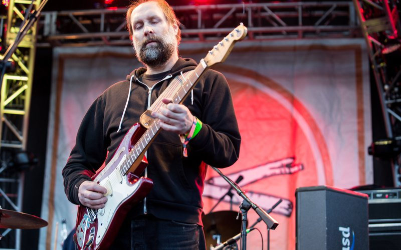 Doug Martsch of Built To Spill on the Freedom (and Traps) of