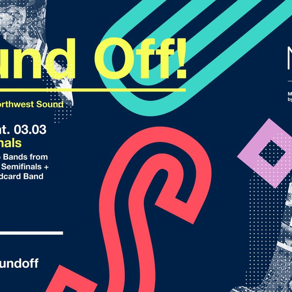 KEXP Suggests: Sound Off! Semi-Finals #1 at the MoPOP Museum 2/9