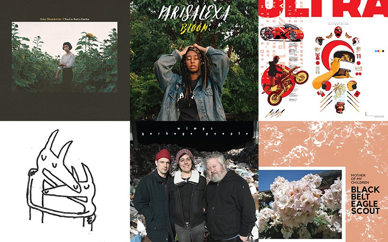 Breaking Down the Best Pacific Northwest Albums of 2018